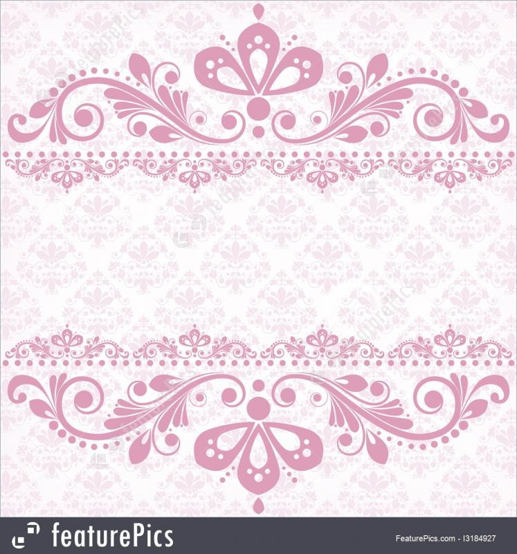 Wedding Invite Background  Template Business