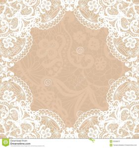 wedding invite background vintage lace invitation card vector black texture template