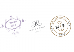 wedding logo design logo wedding