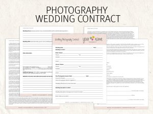 wedding photography contract pdf il fullxfull ojjm
