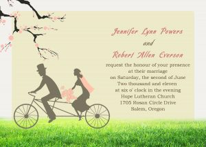 wedding powerpoint templates unique wedding invitation card