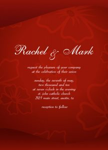 wedding program example wedding invitation templates wi