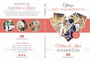 wedding program template free wedding dvd