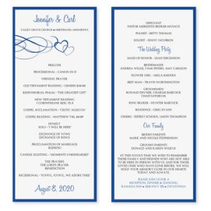 wedding program template word il xn mlz
