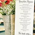 wedding reception timeline template bfeaffaeedd wedding reception program ideas wedding programs