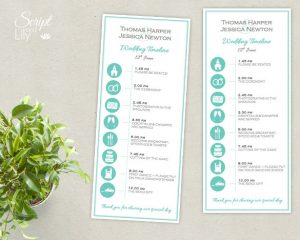 wedding reception timeline template clear iconic wedding timeline template for download