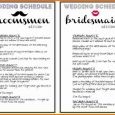wedding schedule templates wedding day schedule template weddingschedule