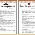 wedding schedule templates wedding day schedule template weddingschedule