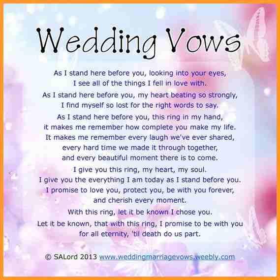 wedding thank you example