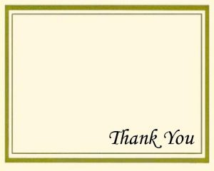 wedding thank you note templates free thank you card address