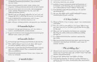 wedding thank you note templates wedding day checklist for bride cfdd wedding beauty checklist popsugar beauty