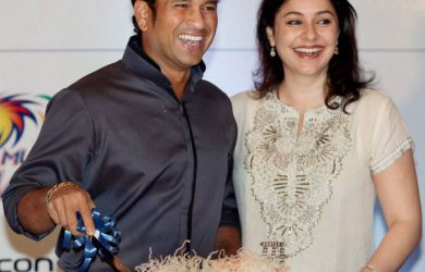 wedding thank you to parents b id sachin tendulkar anjali tendulkar