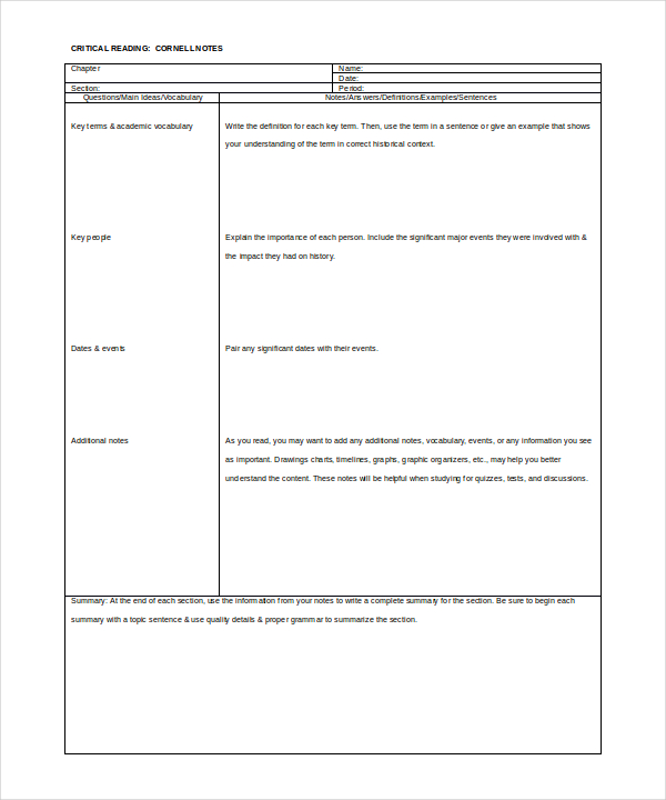 Weekly Lesson Plan Template Pdf Template Business - History lesson plan template