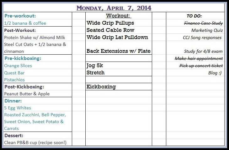 Weekly To Do List Templates  Template Business