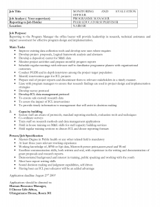 white paper outline job description outline sample