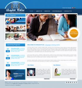 wix websites templates education wix website templates