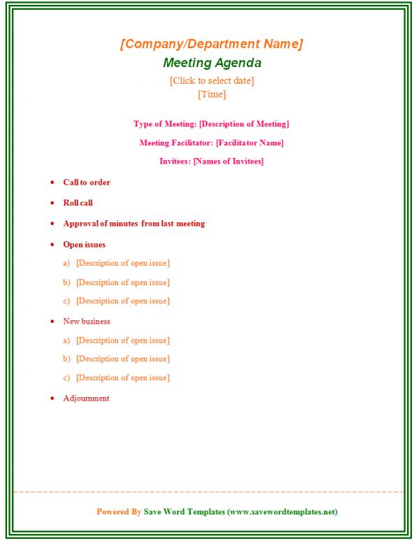 Word Certificate Template  Formal Certificate Template