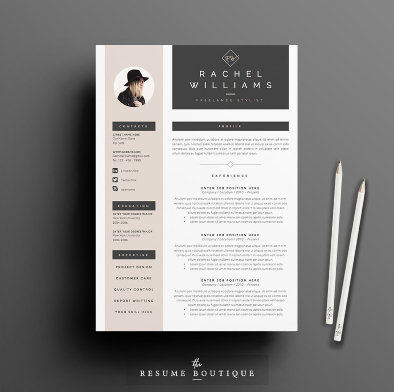 word flyer templates