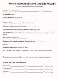word forms template free rental agreement template