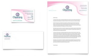 word letterhead template gb f