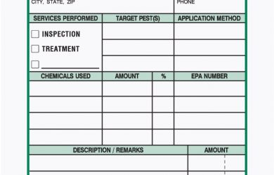 work order template free pc