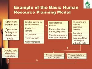 work plan example strategic hr planning report