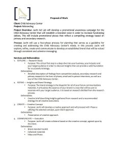 work proposal template cac budgetproposal v