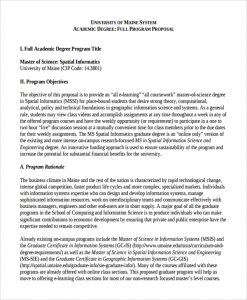 work proposal template basic academic proposal template