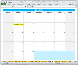 workout log excel excel july monthly calendar spreadsheet printable grande
