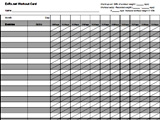workout log excel workout