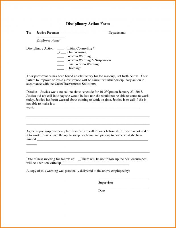 work write up template
