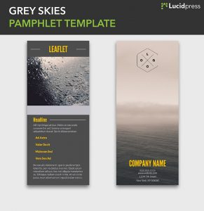 write up template grey skies actual final