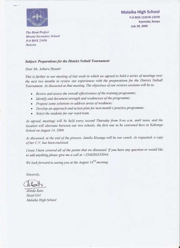 Writing a formal letter template business writing a formal letter altavistaventures Choice Image