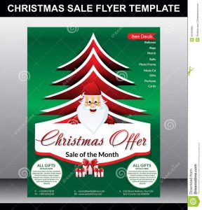 yard sale flyer template sale flyer templatechristmas sale flyer template stock vector image bdrdkf