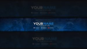 youtube banner templates youtube banner template psd xnkfaqq