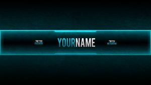 youtube banners x free youtube banner templates helmar designs regarding youtube gaming banner template