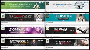 youtube channel art template psd multipurpose youtube channel art templates psd