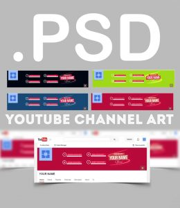 youtube channel art template psd youtube channel art psd by albaniagraphicdesign dziq