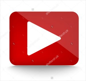 youtube icon template play buttuon youtube icon for download